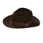 Indiana Jones - Deluxe Indiana Jones Hat Child 100-150123