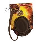 Indiana Jones - Indiana Jones Hat and Whip Set Adult 100-150126
