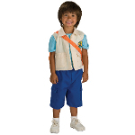 Go, Diego, Go! Deluxe Diego Child Costume 100-150185