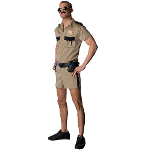 Reno 911 Lt. Dangle Adult Costume 100-150316