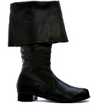Hook (Black) Adult Boots 100-149405