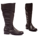 Bernard (Black) Adult Boots 100-149408