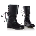 Sparrow (Black) Child Boots 100-149441
