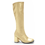 Gogo (Gold) Adult Boots 100-149630