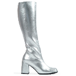 Gogo (Silver) Adult Boots 100-149640