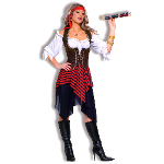 Sweet Buccaneer Adult Costume 100-152323