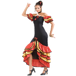 Spanish Lady Adult Costume 100-152335
