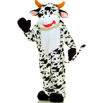 Cow Plush Economy Mascot Adult Costume 100-152353