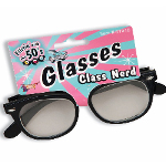 Class Nerd Glasses with Clear Lenses 100-152441