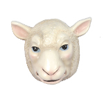 Sheep Mask Child 100-152487