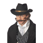 The Gunslinger Moustache 100-151297