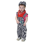 Jr. Train Engineer Suit Infant / Toddler Costume 100-153095