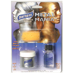Metal Mania Silver Makeup Kit 100-152606