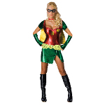 Sexy Robin Adult Costume 100-153157