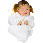 Little Angel Bunting Costume 100-151302