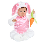 Plush Bunny Infant Costume 100-151305