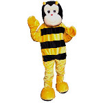 Bumble Bee Economy Mascot Adult Costume 100-153643