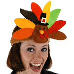 Turkey Headband 100-151125