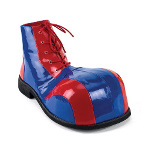 Clown (Blue/Red) Adult Shoes 100-152905