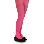 Pink Glitter Tights - Child 100-153733