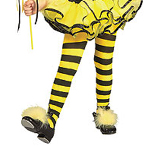 Bumble Bee Tights - Child 100-153743