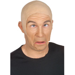 Latex Flesh Bald Head 100-153779