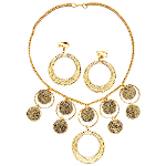 Gypsy Jewelry Set 100-154877