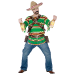 Tequila Pop 'N' Dude Adult Costume 100-155313
