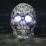 Color Changing Skull Fogger 100-152204
