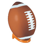 Inflatable Football and Tee 100-154093