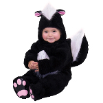 Skunk Infant / Toddler Costume 100-155678