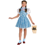 The Wizard of Oz Dorothy Child Costume 100-155998