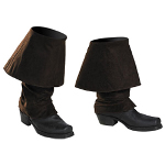 Pirates of the Caribbean - Jack Sparrow Child Boot Covers 100-156223
