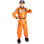 Astronaut Child Costume 100-156248