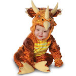Triceratops Infant / Toddler Costume 100-156375