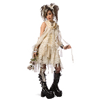 Gothic Mummy Child/Teen Costume 100-156496