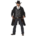 Western Gunslinger Adult Costume 100-156646