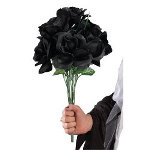 Black Rose Bouquet 100-101526