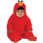 Elmo Plush Deluxe Infant Costume 100-117176
