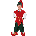 Velvet Elf Child Costume 100-157214