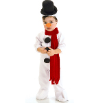 Snowman Infant / Toddler Costume 100-157222