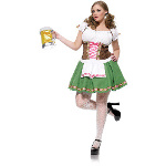 Gretchen Adult Plus Costume 100-178194