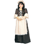 Colonial Girl  Child Costume 100-101717