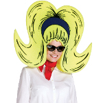 Foam Bouffant Wig/Hat 100-105329