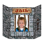 Jail Photo Prop 100-158955