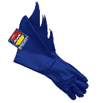 Batman Brave & Bold Batman Adult Gloves 100-180106