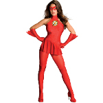Secret Wishes - The Flash Adult Costume 100-180233