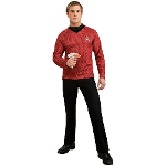 Star Trek Movie (2009) - Red Shirt Adult Costume 100-179949