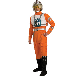 Star Wars Clone Wars X-Wing Fighter Pilot Adult 100-180083
