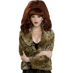 Big Red Auburn Adult Wig 100-179637